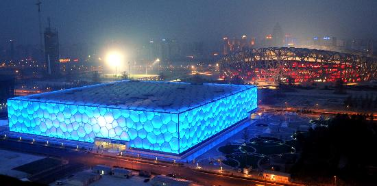Water Cube & Bird Nest